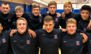 team usa greco-roman, 2018 cadet world championships
