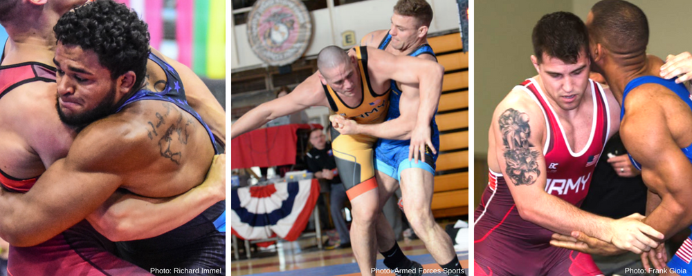 97 kg for Greco-Roman wrestling in the US