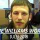 the williams word -- wbc greco-roman coach jonathan drendel