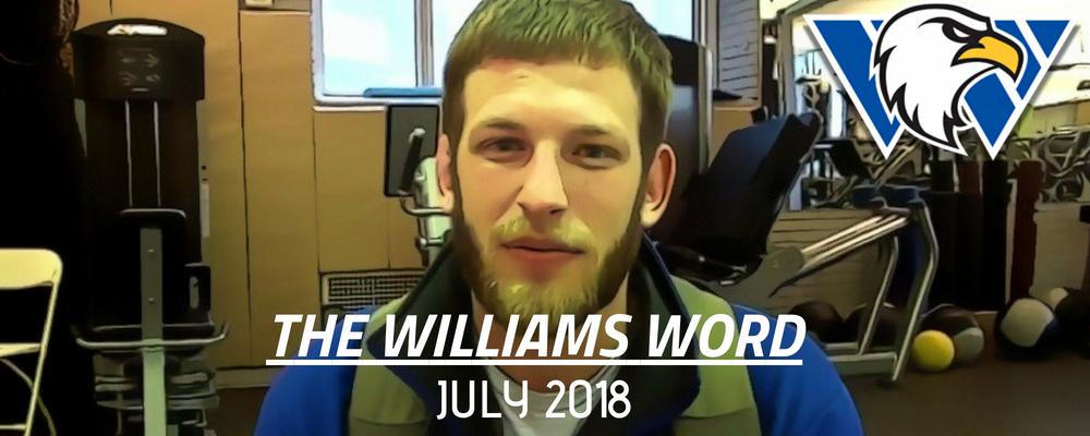 the williams word -- wbc greco-roman coach jonathan drendel