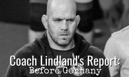 Matt Lindland talks Vegas World Camp, German Grand Prix