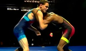 brady koontz, 55 kg, 2018 us junior greco-roman world team