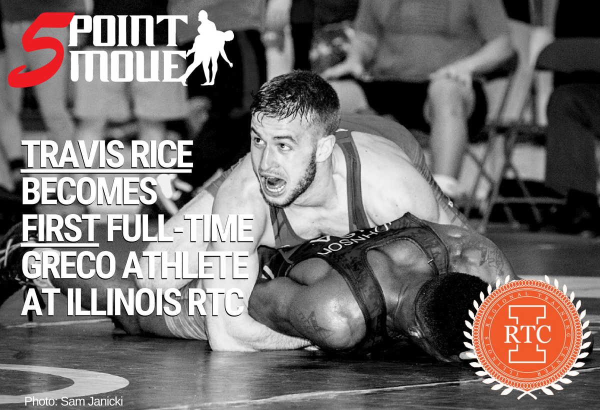 Travis Rice commits to Illinois RTC with Bryan Medlin