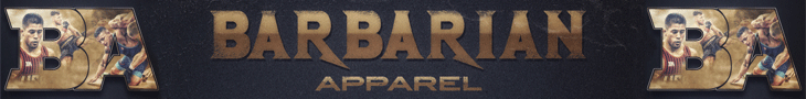 barbarian apparel long banner
