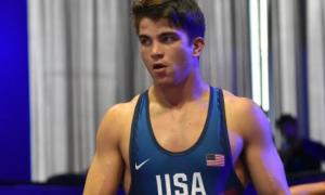 andrew berreyesa, 2018 junior worlds