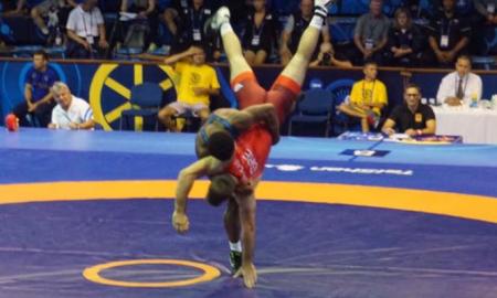 kamal bey, 2018 junior worlds