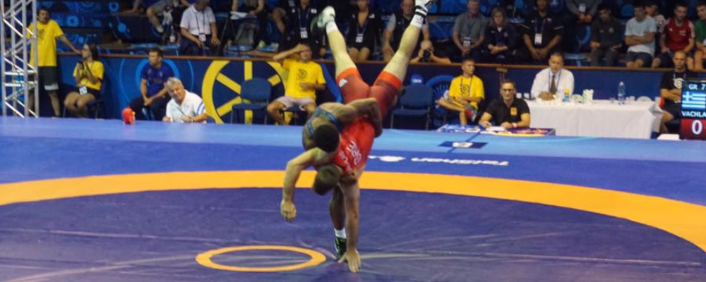kamal bey, 2018 junior worlds