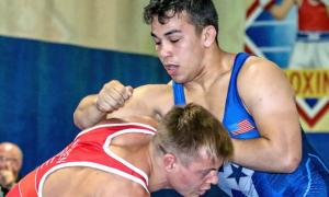 peyton omania, 67 kg, 2018 junior greco-roman world championships