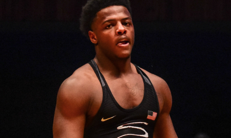 kamal bey, 2018 junior greco worlds