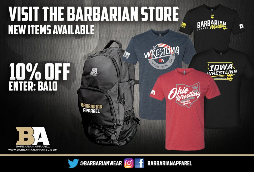 Barbarian Apparel Store 1