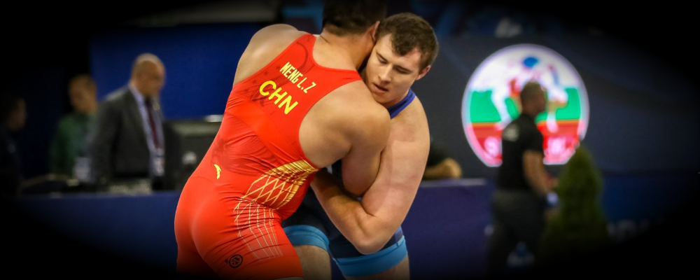 adam coon vs sergey semenov 2018 greco-roman world final 130 kg