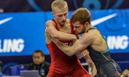 dalton roberts, 2018 world championships