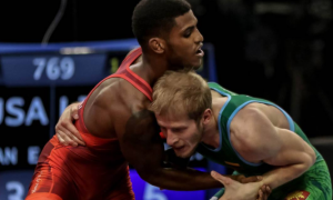 ellis coleman, 2018 world championships