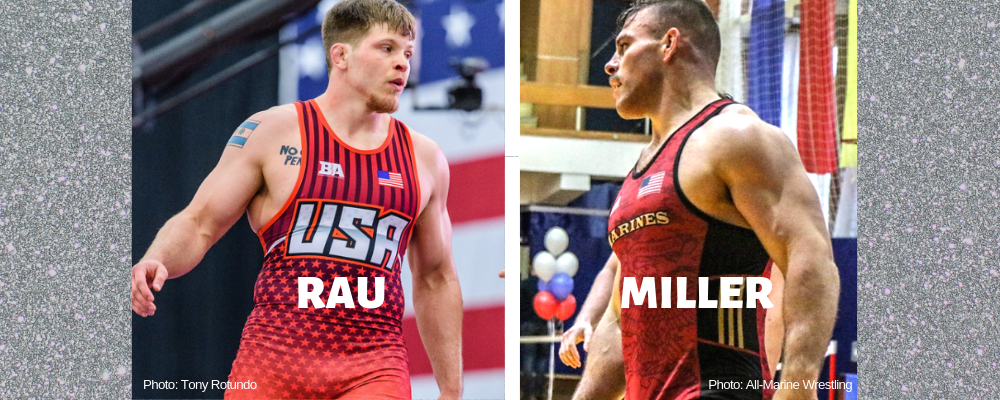 Joe Rau & Daniel Miller talk 2018 Lavrikov Memorial