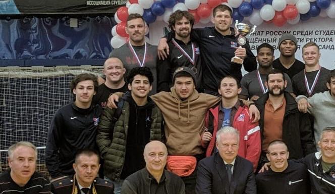 us team at the lvarikov