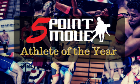 2018 5pm athlete of the year voting