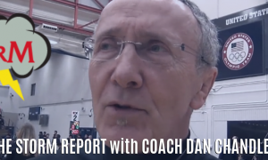 storm report with coach dan chandler