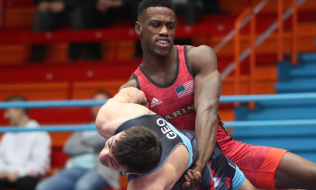 xavier johnson, 2019 zagreb grand prix