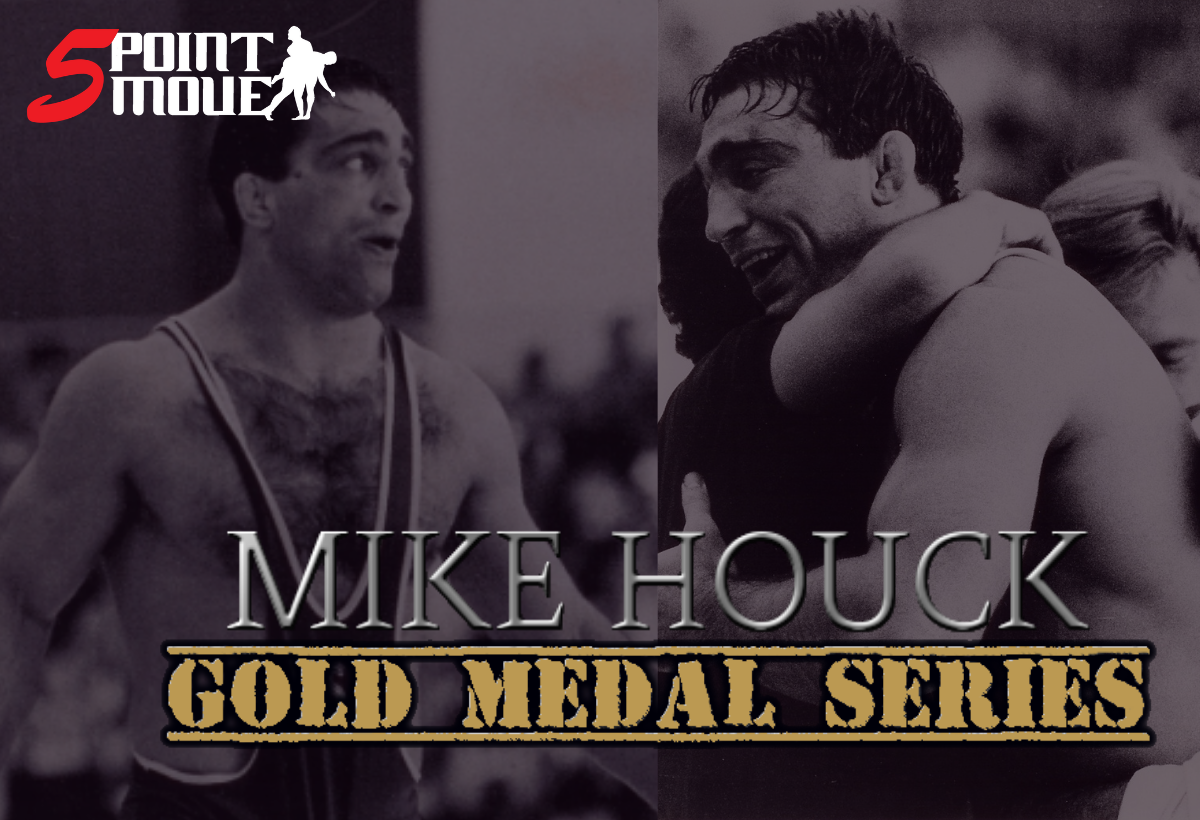 mike houck, 1985 world champion in greco-roman for the usa