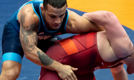 patrick martinez, overseas medal count for usa greco roman in 2019