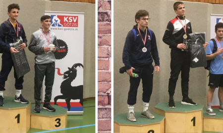 team usa finishes second at 2019 austrian open