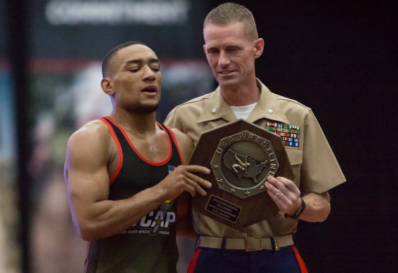 mike fuenffinger, 60 kg 2019 us national champion