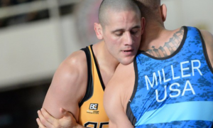 2019 last chance qualifier for greco-roman world team trials