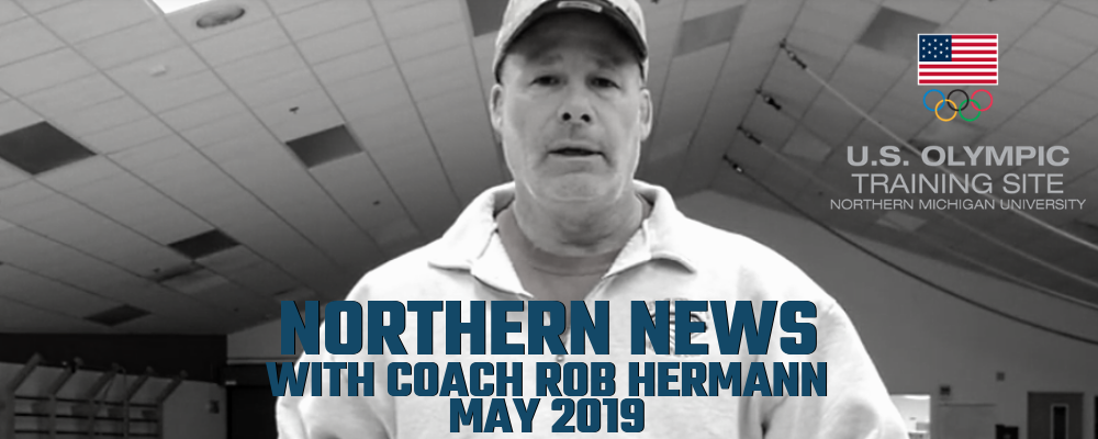 Rob Hermann, May 2019