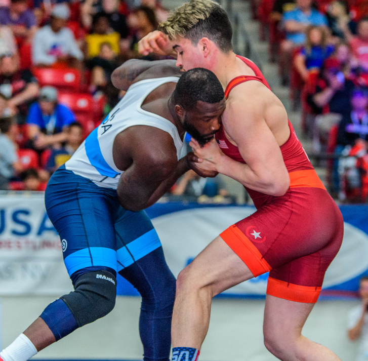 Kendrick Sanders vs. Spencer Woods, 2019 US Open