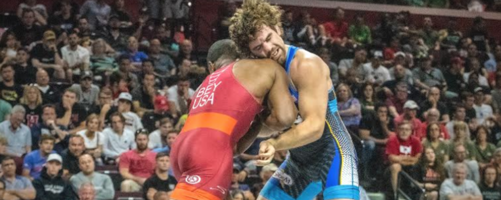 patrick smith, 2019 us world team member