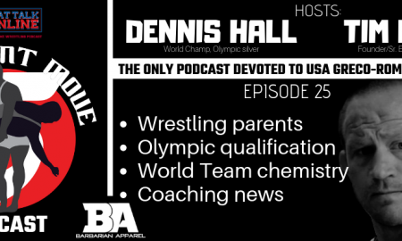 5PM PODCAST EPISODE 25 with Hall