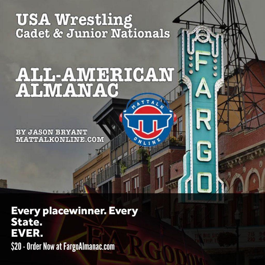 fargo all-american almanac
