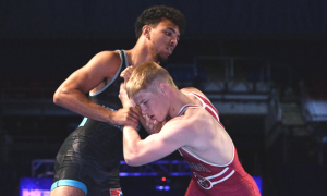 james burks, 2019 fargo junior national champion