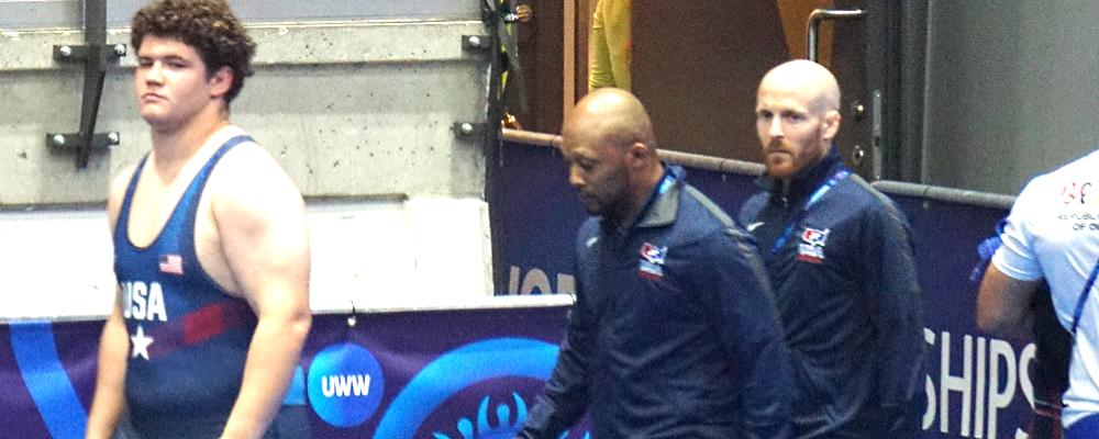 2019 junior world team coach nate engel