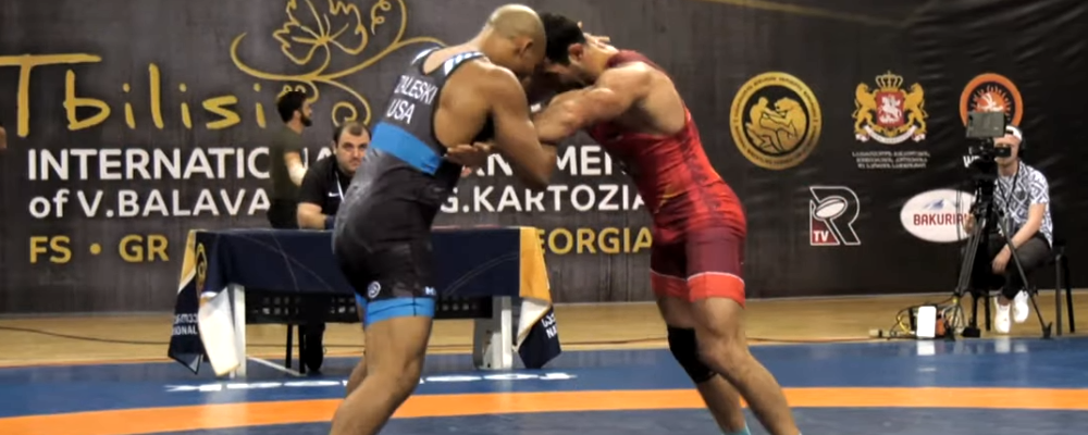 all-marine team at 2019 tibilisi grand prix, greco-roman