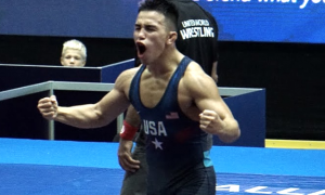 peyton omania, 2019 junior world championships