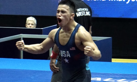 peyton omania, 2019 junior world championships