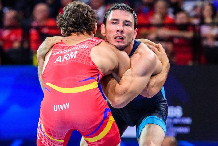 ildar hafizov, 2017 world championships