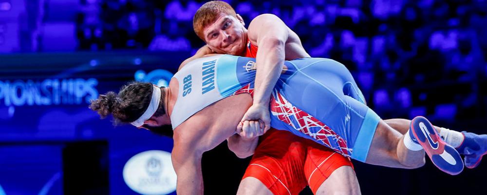 musa evloev, 2019 world championships