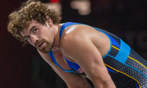 pat smith, greco-roman, 2019 world championships