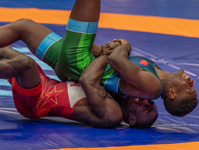 ryan mango, 2019 world championships