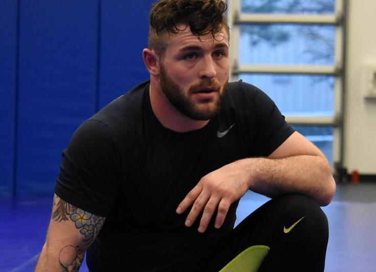 Ben Provisor, 77 kg, Nittany Lion WC