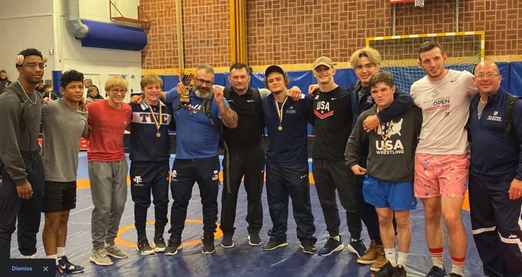 team usa 2019 klippan cup