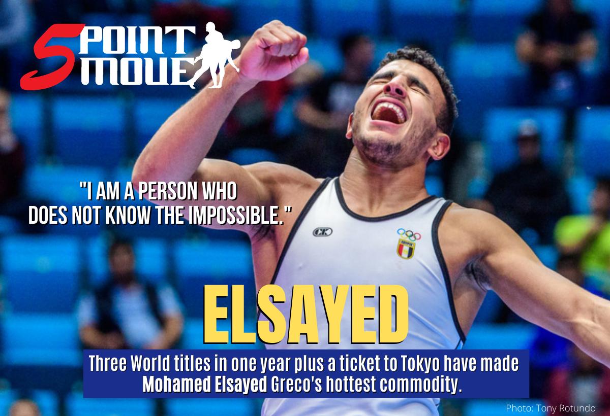 mohamed elsayed interview