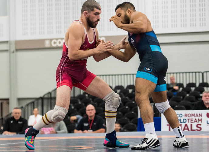 alec ortiz vs. jesse porter, 2018 world team trials