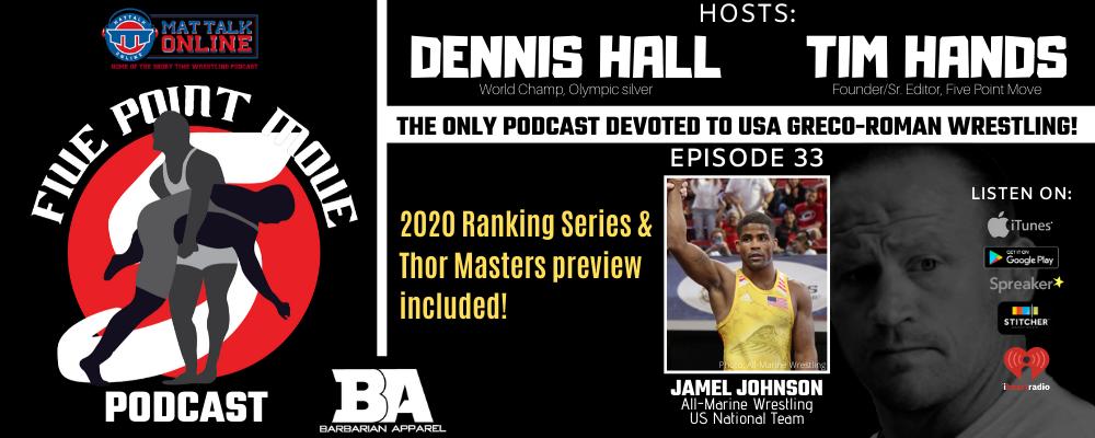 episode 33 with jamel johnson
