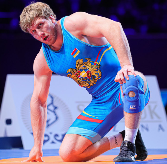 artur aleksanyan, 2020 european championships