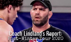 matt lindland, 2020 winter tour