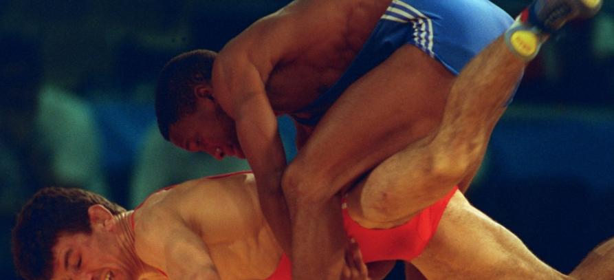michial foy, 1992 olympics