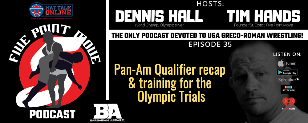 episode 35 pan am olympic qualifier